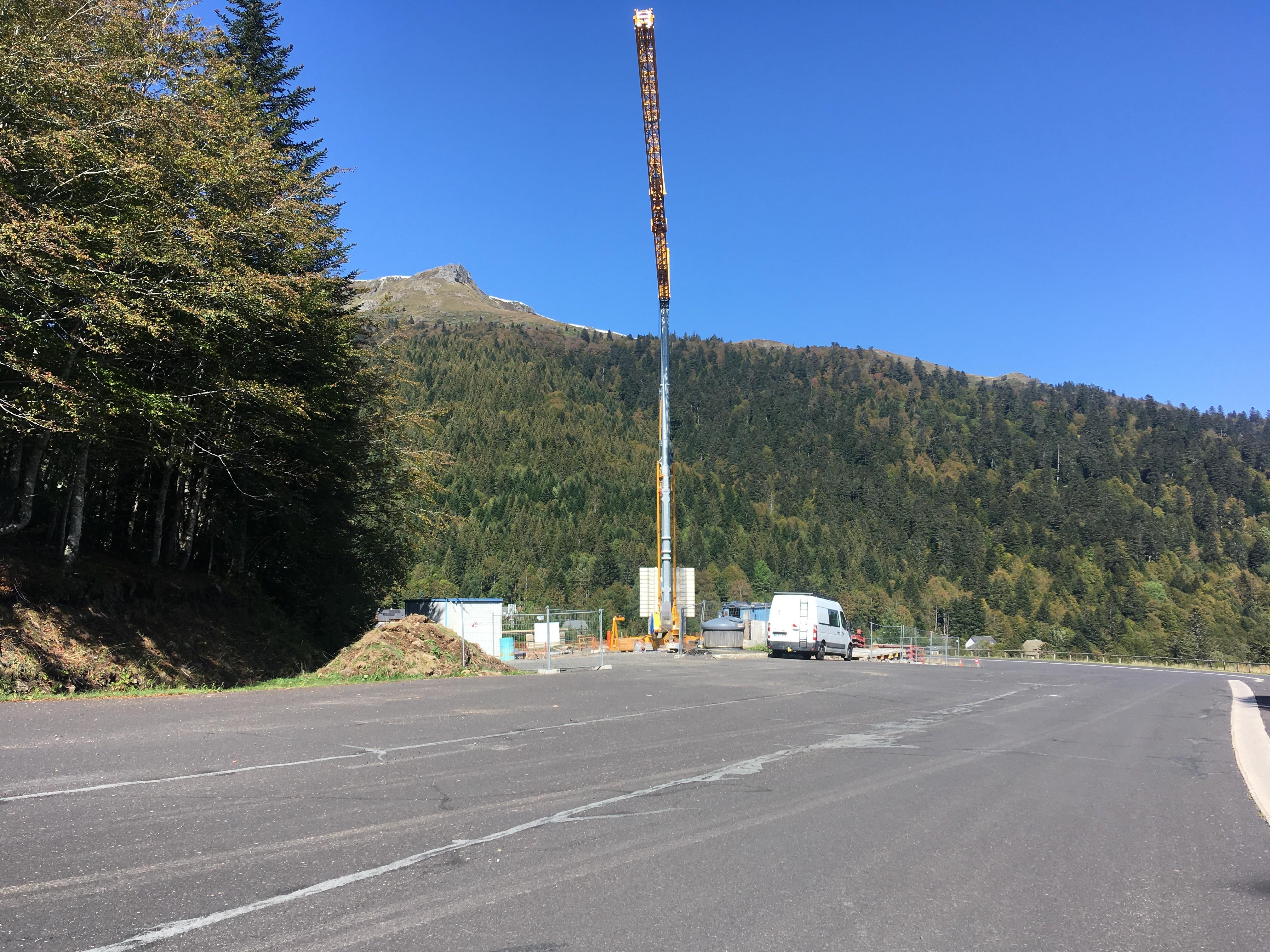 Img 0369 construction du grenier à sel pour le déneigement