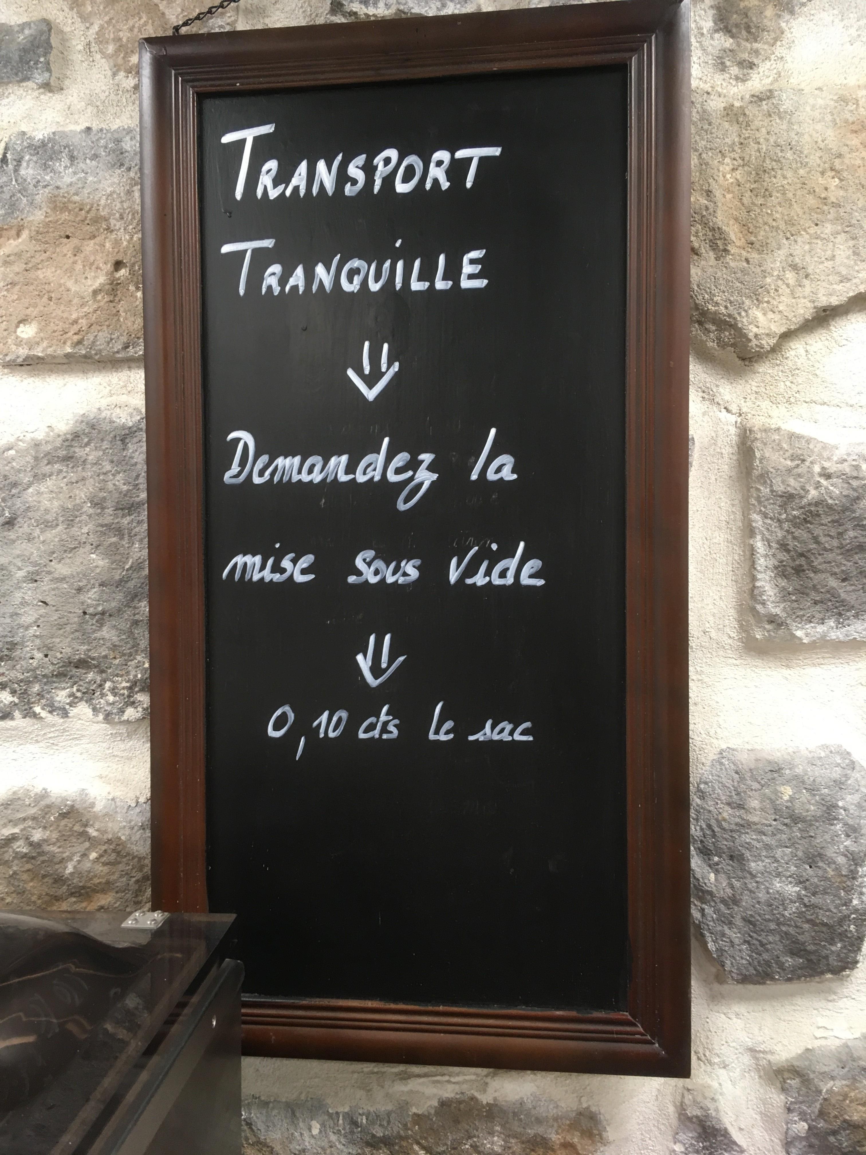10 transport voyage