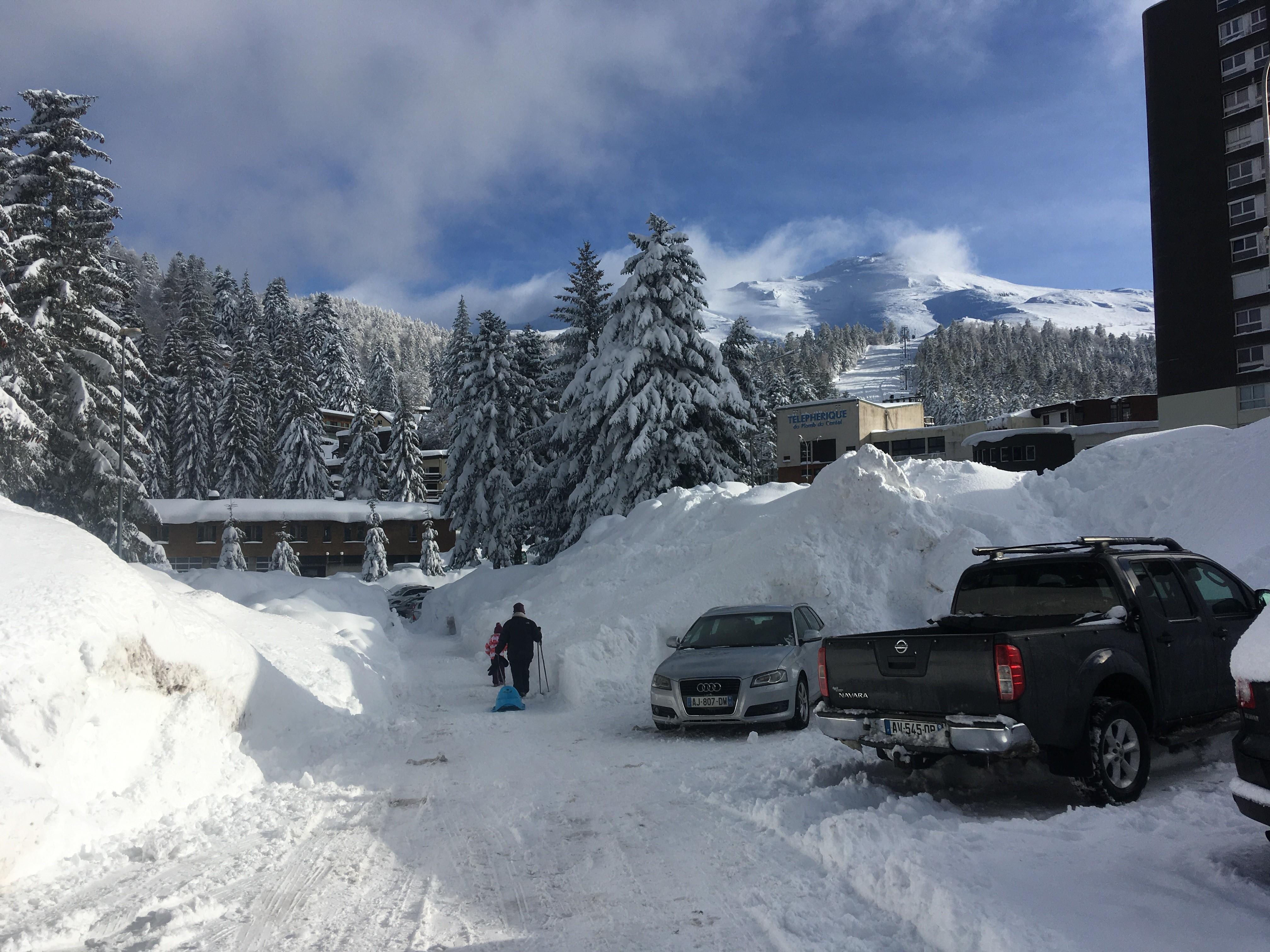 1319 de la neige en abondance