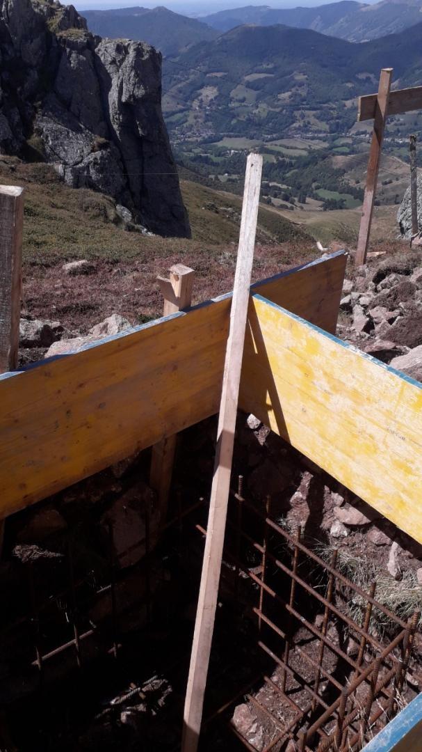 fondations nouvelle structure